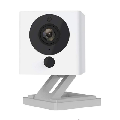 Wyze Cam 1080p HD Indoor Wireless Smart Home Camera with Night Vision, 2-Way Audio
